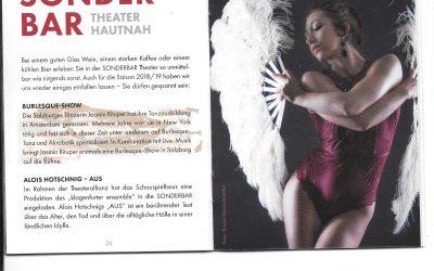 Burlesque-Show